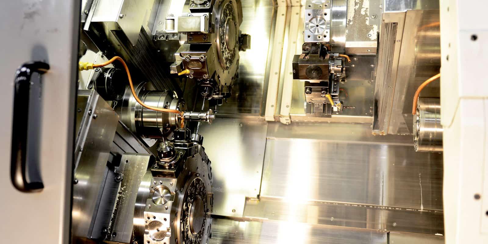 , Machines metaalbewerking
