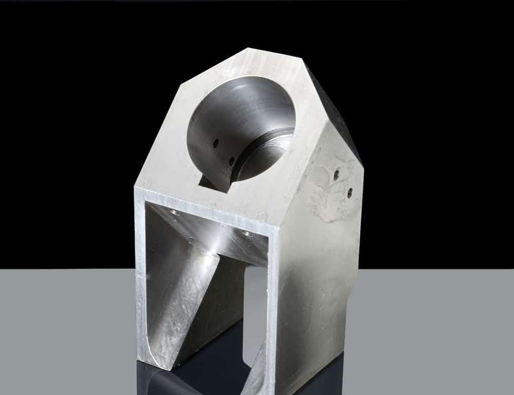 Aluminium frezen, Aluminium frezen