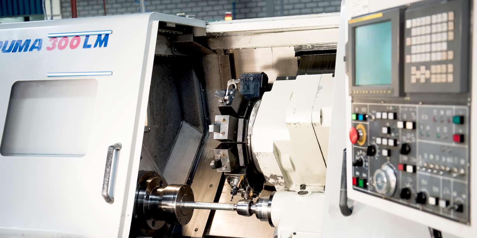 , CNC-draaimachine